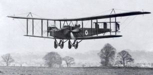A Handley Page 0/400