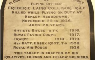 Flying Officer Frederic Laing Collison