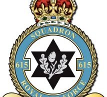 The Formation of No.615 (County of Surrey) Squadron