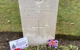 Sergeant (Pilot) Eric Mervyn Robert Fleming