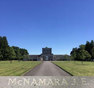 James Emmett McNamara is remembered at the Runnymede Memorial.  | Linda Duffield