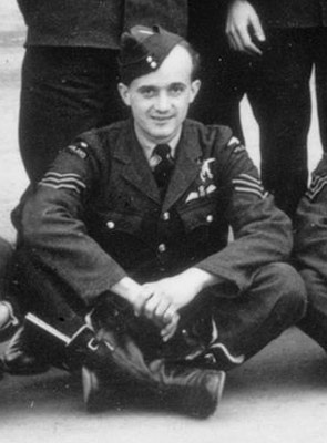 Sgt. Marcinkowski | Battle of Britain London Monument