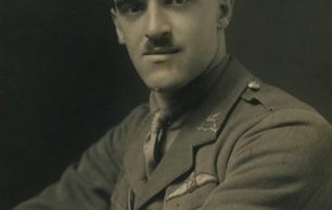 Flight Lieutenant Felix St. John Woollard
