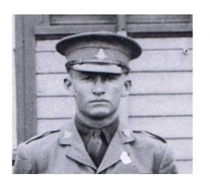 Raymond Arthur Holmwood  at the Royal Military College in Duntroon, 1930.