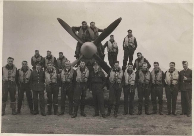 403 Squadron, 21/3/1943.  | Robert Brookes Collection
