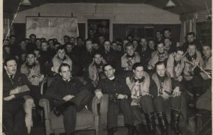 403 Squadron Church Service - 21st March 1943