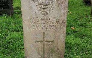 2nd Lieutenant William Millar Gourlay