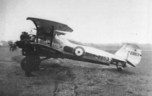 Bristol Bulldog Mk.11a (K2863)