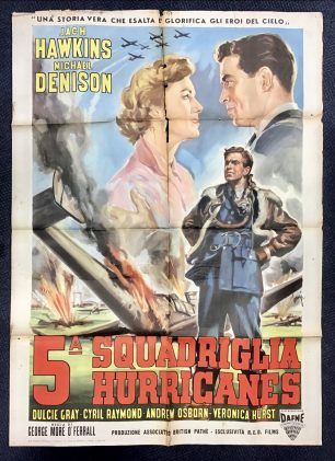 An Italian poster for the film