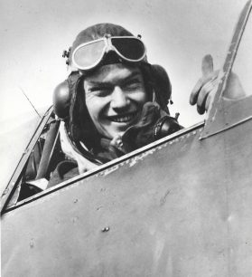 Pilot Officer Robert Dunham Reesor