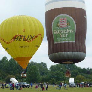 Hot Air Balloons | Neil Broughton