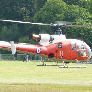 Westland SA-341D Gazelle HT.3 | Neil Broughton