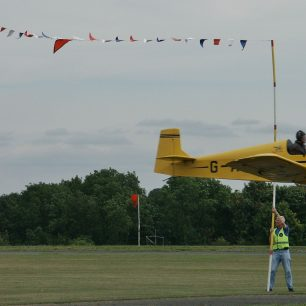 Tiger Club - Druine D-31 Turbulent | Neil Broughton