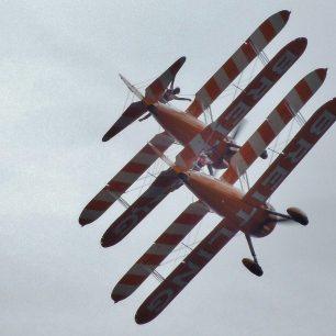 Breitling Wingwalkers - Boeing PT-17 Stearman | Neil Broughton