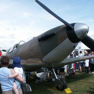 Supermarine Spitfire Mk I Replica | Neil Broughton