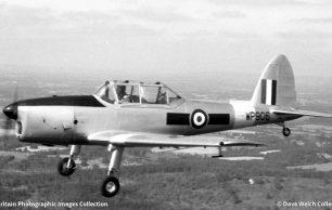 Dave Welch's Aircraft Photos - 1956