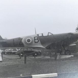 Spitfire RR263, 30/10/1966 | Colin Lee