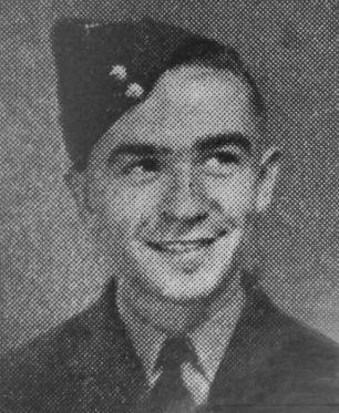 D. G. Roberts as an Aircraftman Second Class | RAF Regiment Heritage Centre