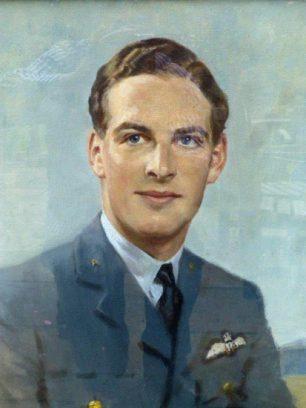 P/O Anthony Kershaw   Richard Kershaw (via Battle of Britain London Monument)
