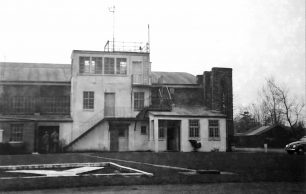 Dick Gilbert's photos - Kenley's Watch Office and ATC Gliding, March 1963