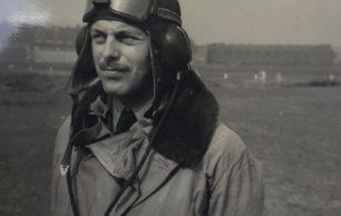 Sergeant Pilot Peter Sydney Hawke - No.64 Squadron
