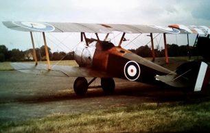 Kenley Air Show - 1980