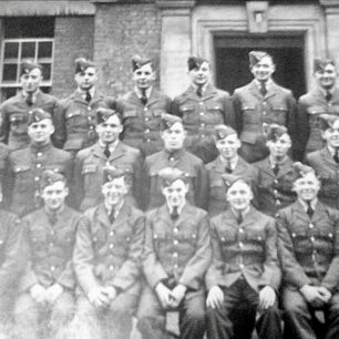 William Ernest David Stockwell, back row fourth from left.  | Stephen Stockwell