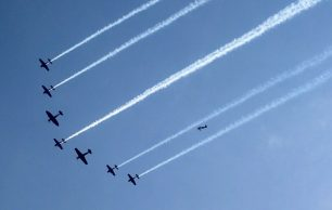 Battle of Britain Day Flypast