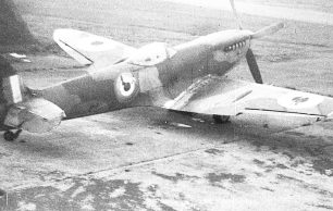 'Reach For The Sky' - Spitfires TE351/VT151 and TE288