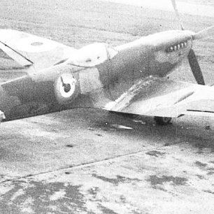 Spitfire TE288 | Bill Fisher