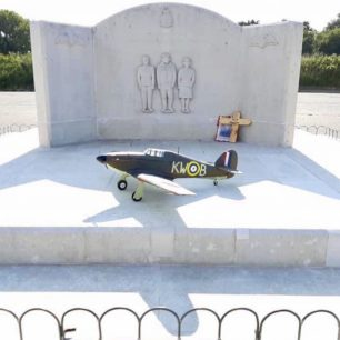 Stephen's tribute to his Father's service on Battle of Britain Day, 2020. | Stephen Stockwell