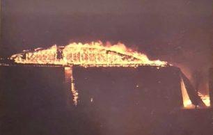 Hangar Fire 1978