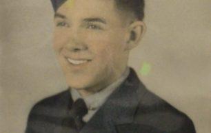 Flying Officer Junius Lyman Edward Hokan