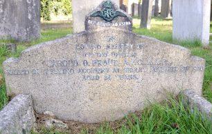 Flying Officer Harold Oliver Prout, AFC