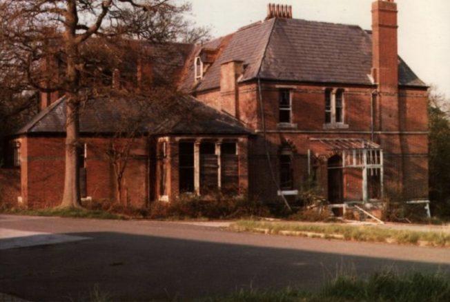 Flintfield House in 1979 | David Harvey