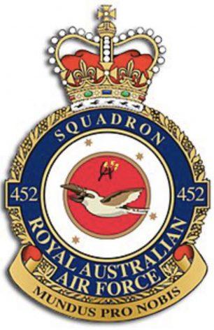 No.452 Squadron, R.A.A.F.