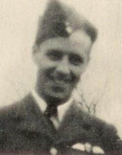 Flight Sergeant (Pilot) Leonard Joseph Burke