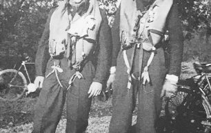 Flying Officer Douglas Russell Manley