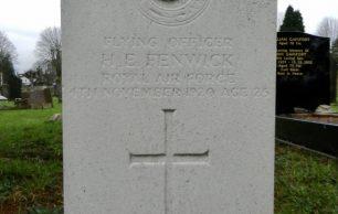 Flying Officer Horace Edgar Fenwick