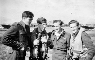 Flight Sergeant Harold Mark Batters