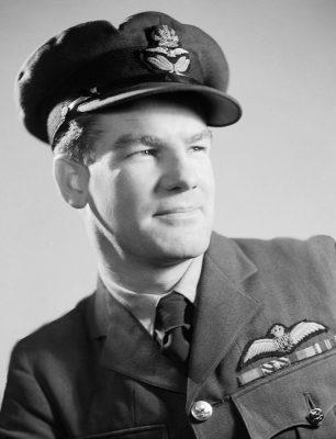 Wing Commander Alan Christopher