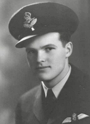 F/O Michael Joseph Sunstrum | Canadian Virtual War Memorial