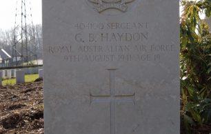 Sergeant Gerald Barrington Haydon