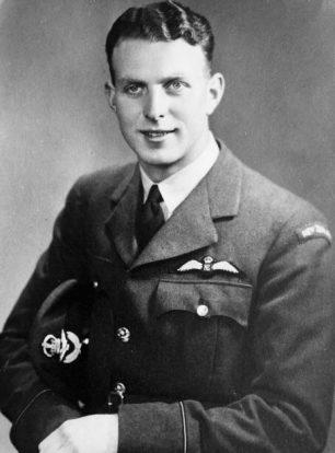 New Zealander, John Caulton. Not a Kenley pilot, but his memoirs corroborate MacDonell's story of the SLIII trumpeter.  | J. C. Caulton