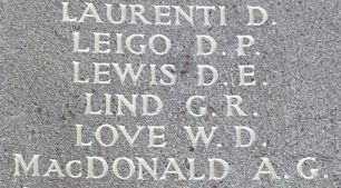 F/O Lewis remembered on the Runnymede Memorial, panel 110.    Jane Collman