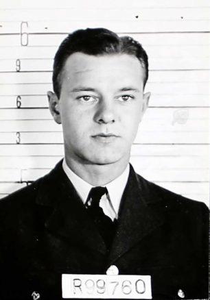 Flight Sergeant Bruce Herbert Nickel.