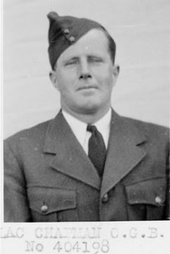 Sgt. Christopher Geoffrey Blomfield Chapman