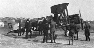 De Havilland DH4, G-EAHF.  | baaa-acro.com