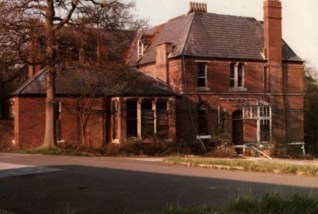 Flintfield House in 1979. | David Harvey