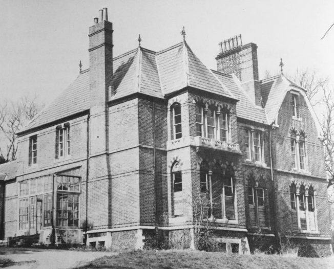 Flintfield House | RAF Kenley by Peter Flint